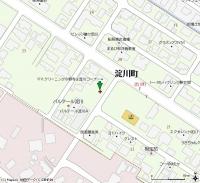 鶴岡市淀川町地図.gif